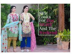 Kalyan Limited Eid Collection ZS Textiles 2016 3