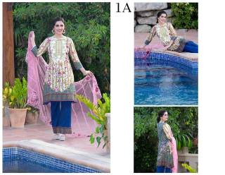Kalyan Limited Eid Collection ZS Textiles 2016 4