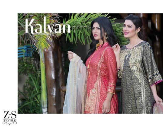 Kalyan Limited Eid Collection ZS Textiles 2016 5