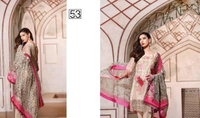 Luxury Chiffon Eid Collection Vol-2 Charizma 2016 5