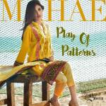 Mahae Embroidered Eid Lawn By Shariq Textiles 2016 12