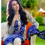 Mahae Embroidered Eid Lawn