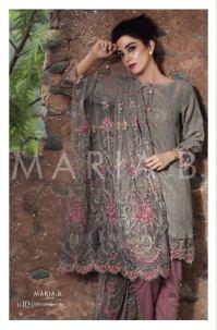 Maria B Eid Lawn Dresses Summer 2016 11