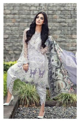 Maria B Eid Lawn Dresses Summer 2016
