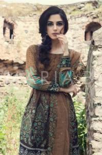 Maria B Eid Lawn Dresses Summer 2016 9