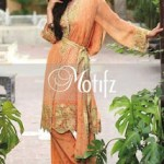 Motifz Eid Crinkle Chiffon Collection 2016 10