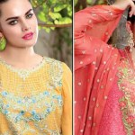 Motifz Eid Crinkle Chiffon Collection 2016 4