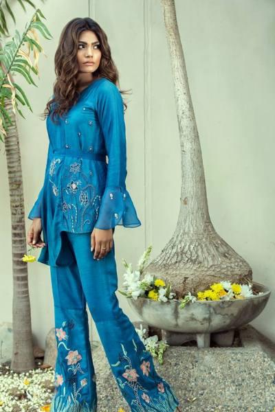 Naadia Farooqui Eid Luxury Dresses 2016 7