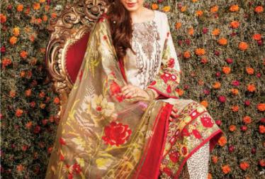 Qalamkar Eid Formal Dresses
