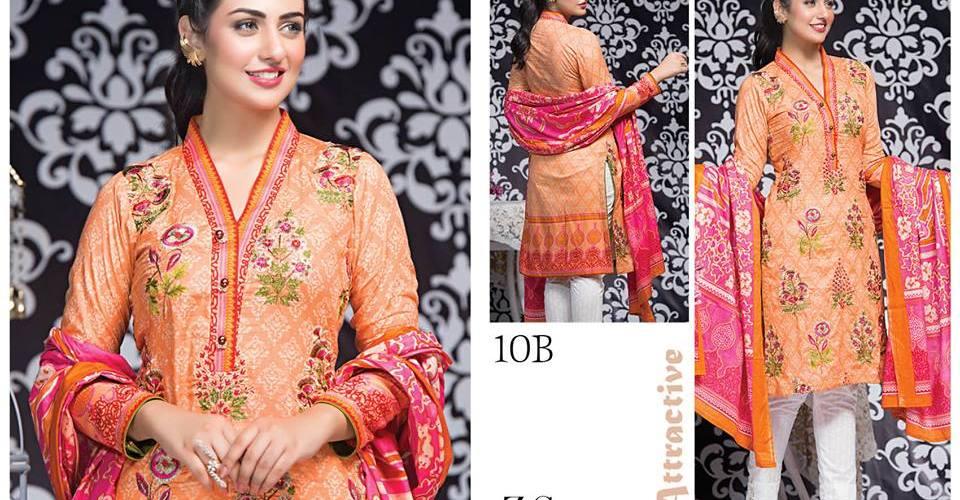 07cbdff74a Sahil Embroidered Eid Dresses ZS Textiles 2016