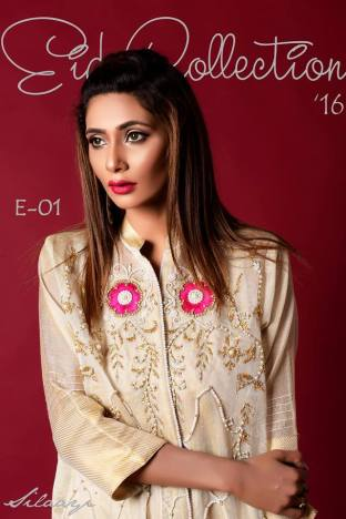 Silaayi Eid Luxury Collection Summer Pret Dresses 2016