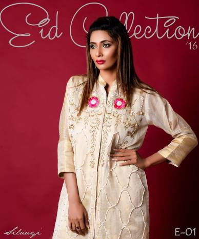 Silaayi Eid Luxury Collection Summer Pret Dresses 2016 2