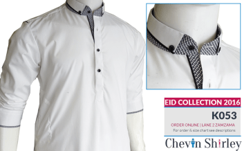 Chevin Shirley Eid Men Kurta Shalwar Dresses 2016 15