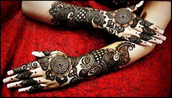 Eid Ul Azha Mehndi Designs To Make You More Attractive 3