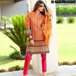 Gul Ahmed Trendy Shirts Eid Collection 2016 5