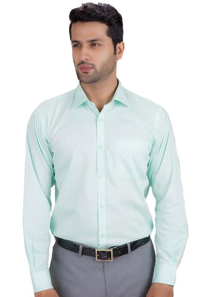 Men Formal Plain Shirts