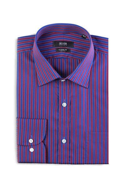 Mens Check Formal Shirts By Gul Ahmed 2016 5
