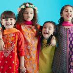 Pepperland Kids Festive Season Dresses