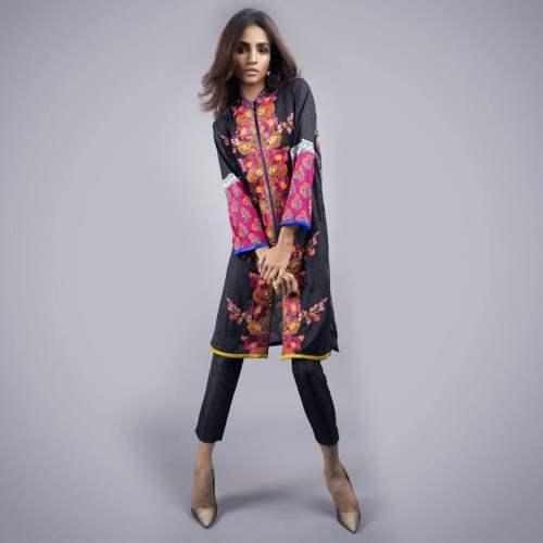Sana Safinaz Ready To Wear Autumn Dresses 2016