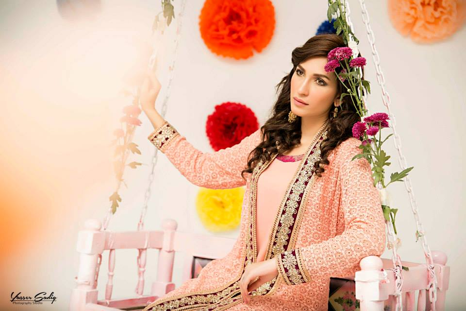 Zainab hassan Formal Wear