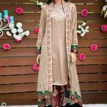 Zainab Hassan Formal Wear Summer End Dresses 2016 3