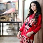 Zainab Hassan Formal Wear Summer End Dresses 2016 7