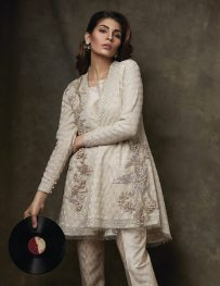 Zara Shahjahan Luxury Pret Summer Collection 2016 7