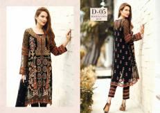 Chantelle Eid Ul Azha Barouque Fashion Dresses 2016-17 5