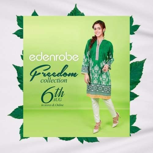 Edenrobe Independence Day Kurti