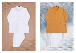 Junaid Jamshed Eid Ul Azha Kids Dresses 2016-17 2