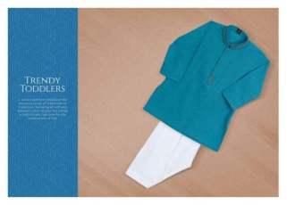 Junaid Jamshed Eid Ul Azha Kids Dresses 2016-17 3
