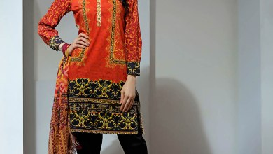 So Kamal Fall Collection Digital Printed Shirts 2016-17 3