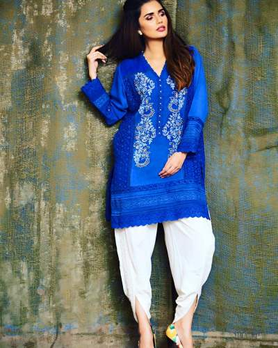 Ayesha Ibrahim Eid Ul Azha Dresses Festive Season Collection 2016 5