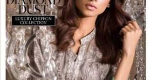 Charizma Eid Ul Azha Chiffon Collection 2016-17