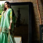 Saira Hassan Velvet Embroidered Winter Dresses 2016-17