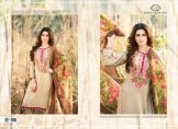 Winter Velvet Dresses Shalwar Kameez By Eshaeman 2017 8