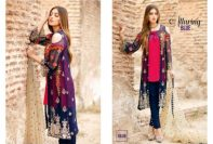 Iznik Winter Chinon Traditional Dresses For Women 2017