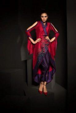 Morri Pret Fancy Winter Dresses For Women 2017 5