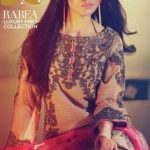 Rabea Luxury Pret Winter Collection Shariq Textiles 2017 3