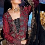 Rabea Luxury Pret Winter Collection Shariq Textiles 2017
