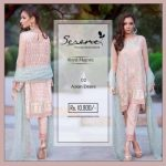 Royal Majestic Shalwar Kameez Collection By Serene 2017 4