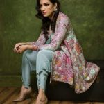Nida Azwer Summer Cruise Dresses Party Wear Collection 2017 2