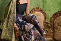 Nida Azwer Summer Cruise Dresses Party Wear Collection 2017
