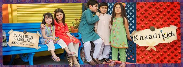Khaadi Summer Kids Collection 2017 For Boys & Girls
