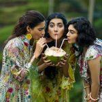 Nishat Linen Spring-Summer Lawn Modern Dresses 2017 2