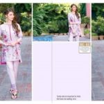 Belle Summer 2 PC Lawn Dresses By Charizma 2017 3