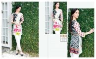 Belle Summer 2 PC Lawn Dresses By Charizma 2017 9