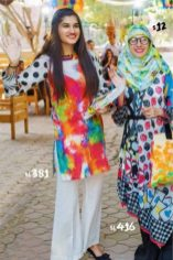 Casual Summer Colorful Collection Ideas By Gul Ahmed 2017 6