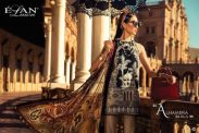 Elan Summer Lawn Shalwar Kameez Collection 2017 4