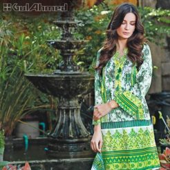 Gul Ahmed 3 Pcs Casual Summer Lawn Dresses 2017 8